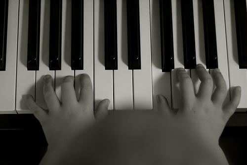 Başlangıç seviyesi için piyano dersleri