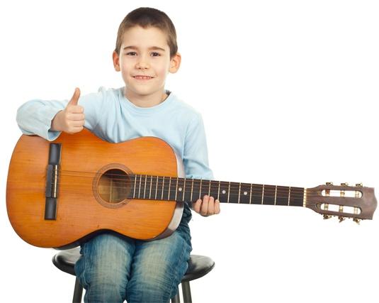 Gitar derslerine neden başlanmalı