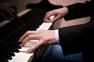 Piyano müzik kulağı