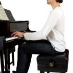 piyano oturma pozisyonu